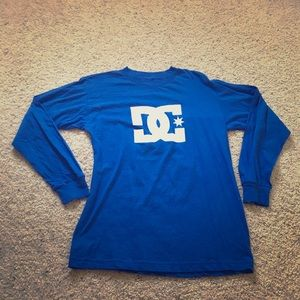 Dc Long Sleeve Shirt